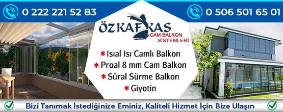 Öz Kafkas Cam Balkon