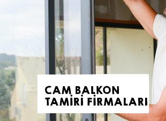 Cam Balkon Tamiri Firmaları